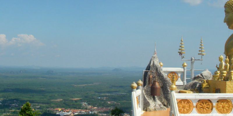 Tiger Cave Temple – Krabi, Thailand