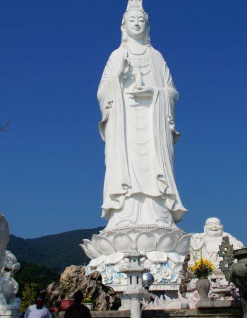 Linh Ung Pagoda Da Nang & Lady Buddha