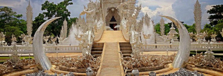 Wat Rong Khun – Chiang Rai, Thailand