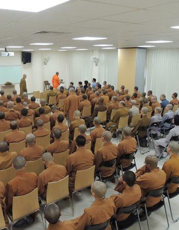 The Buddhist College Of Singapore(BCS)