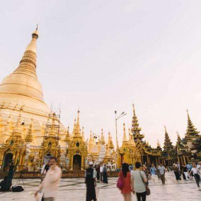 Yangon (formerly Rangoon)