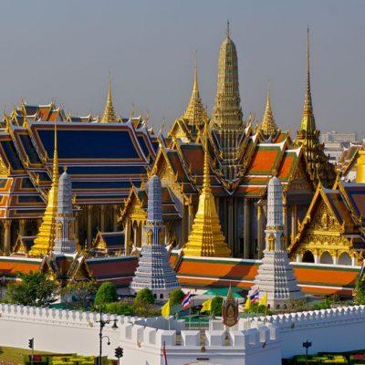 Wat Phra Kaew, Thailand