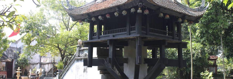 The One Pillar Pagoda (Chùa Một Cột)