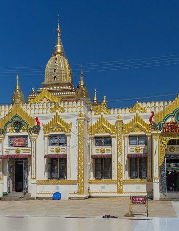 Botahtaung Pagoda เจดีย์โบตะตาว หรือ โเจดีย์โบตาทาวน์