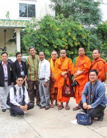 PREAH SIHAMONI RAJA BUDDHIST UNIVERSITY