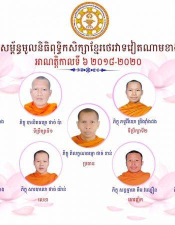 KHMER THERAVADA IN VIETNAM CLUB – MCU