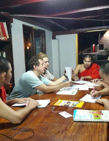 English Class – Sengphet Vilaisack