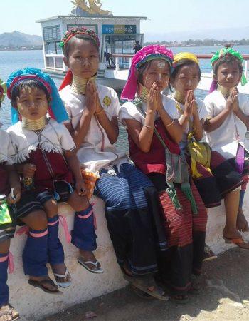 Ashin Sabhava – English Instruction, Loikaw, Myanmar