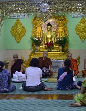 Pathamakyaw Dhammacariya Temple