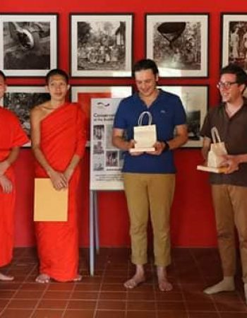 Buddhist Archives of Luang Prabang-Khamvone Boulyaphone