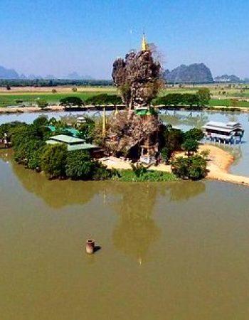 Kyaut Ka Latt Pagoda