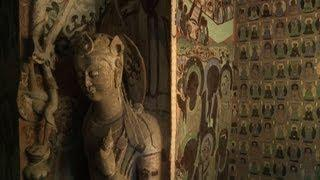 Digital Reincarnation for Buddhist Art