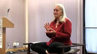 Talk by Lama Tsultrim Allione at Stanford University