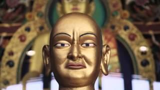 Buddhist Art - One of the 16 Arhats by Sonam Sherpa