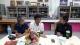 ดร.ลำพอง กลมกูลนำทีมงานลงพื้นที่สัมภาษณ์เก็บข้อมูลโครงการวิจัย ณ ศูนย์พม่าศึกษา มหาวิทยาลัยนเรศวร