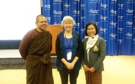 บุคลากรศูนย์อาเซียนศึกษา มจร. นำเสนอบทความวิชาการในเวทีประชุมวิชาการระดับนานาชาติ