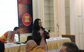 ศูนย์อาเซียนร่วมจัดสัมนาวิชาการ (Panel: Buddhism & Asean Community) วิสาขบูชานานาชาติ มจร. 2558